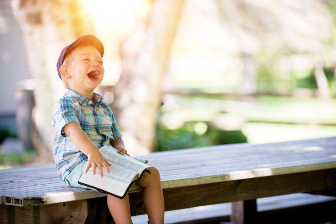 humor y los cuentos personalizados infantiles